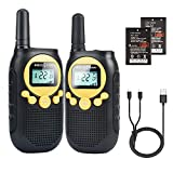 Walkie Talkie Batteries Review and Comparison