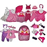 Huang Cheng Toys Playset Pack of Doll Alive...