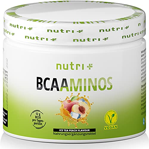 Nutrition-Plus Germany -  INSTANT BCAA PULVER