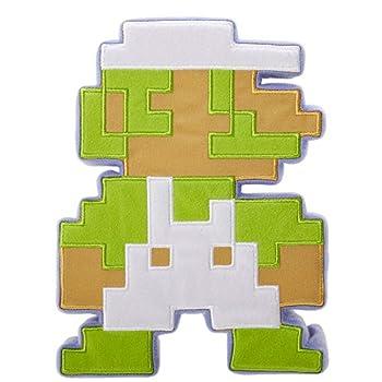 World of Nintendo 8 Bit Luigi Plush