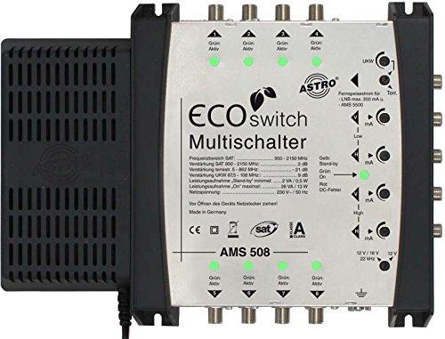 AMS 508 ECOswitch