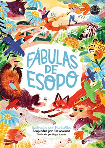 Fábulas de Esopo (Blackie Little)