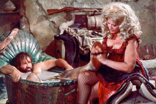 Moviestore Bud Spencer als Bambino in Lo chiamavano Trinità 91x60cm Farb-Posterdruck