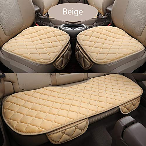 YGGB autostoelkussen, kussensloop, ademend, universeel, krasvast bankbeschermingsmat, voor kinder- en babyautostoeltjes