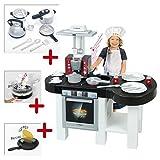 Klein - 9007 - Jeu d'imitation - Cuisine Bosch Cool avec casserole à bulles et accessoires