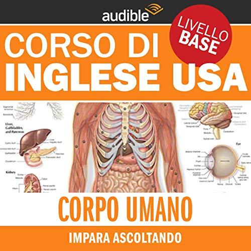 Corpo umano (Impara ascoltando) copertina
