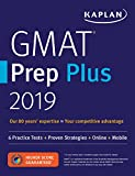 GMAT Prep Plus 2019: 6 Practice Tests + Proven Strategies + Online + Mobile [Lingua inglese]