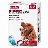 Beaphar Fiprotec Spot On Medium Dog, 6 Pipettes