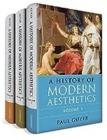 A History of Modern Aesthetics 3 Volume Set