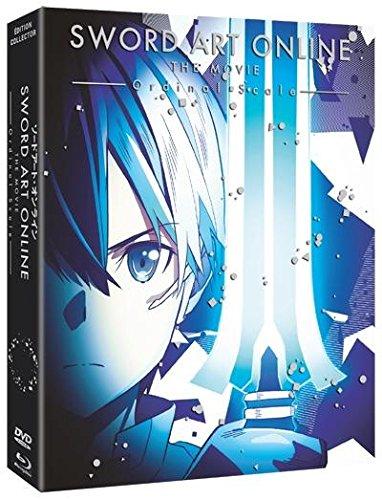puissant Sword Art Online Movie: Numéro de série Bluray [Édition Collector Blu-Ray + DVD + Livret]