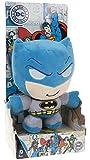 DC COMICS - Plüsch mit Gehäuse Charakter 'Batman' (7'/18cm) der held der Film, TV-Cartoons und comics 'BATMAN' - Qualità Super Soft