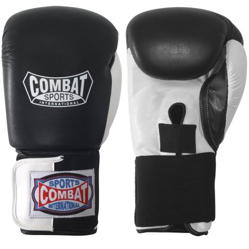 Combat Sports Boxing Sparring Gloves (18-Ounce)