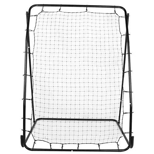 DYecHenG Baseball Übungsnetz Baseball Net Faltbares Baseball-Softball-Trainingsnetz mit Zielrahmen Baseball, die Pitching-Praxis-Zubehör Schlagen für Camping Unterhaltung
