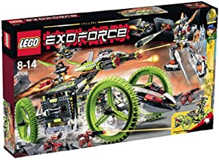 LEGO Exo-Force: Mobile Devastator #8108