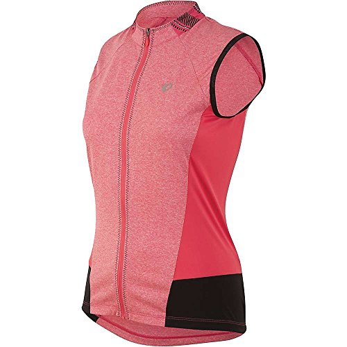 Pearl Izumi - Ride Ride Women's Select Escape Sleeveless Jersey, Rouge Red, XX-Large