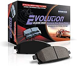 Power Stop 16-1114 Z16 Evolution Rear Ceramic Brake Pads