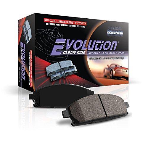 Power Stop 16-898 Z16 Evolution Rear Ceramic Brake Pads