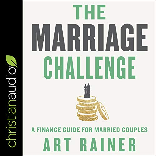 The Marriage Challenge cover art