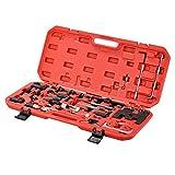 Homdox Outils a Main Kit d'outils de Calage pour Courroie de Distribution pour VW Audi Skoda Seat VAG CVZW-14