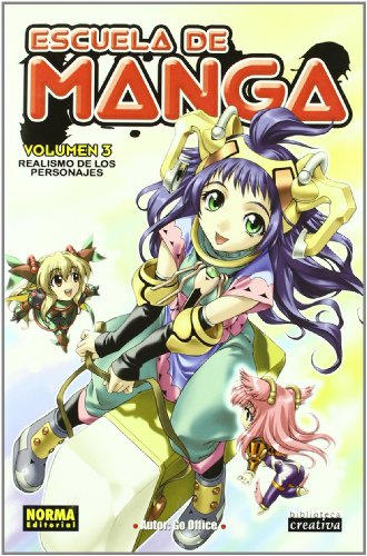 Escuela de manga 3 Realismo de los personajes/ Manga School 3 Realistic Characters
