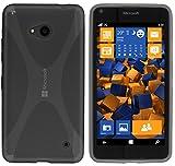 mumbi Hülle kompatibel mit Microsoft Lumia 640 Handy Case