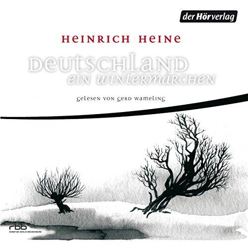 Deutschland. Ein Wintermärchen audiobook cover art