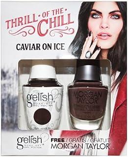 Morgan Taylor Gel de manicura y pedicura (Caviar On Ice) - 30 ml.