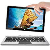 11.6' Windows 10 Tablet, Jumper EZpad 6s Pro Go pc Tablet with Keyboard Full HD Touchscreen Laptop 2 in 1 Tablet/Laptop 6GB RAM 128GB SSD (6GB)