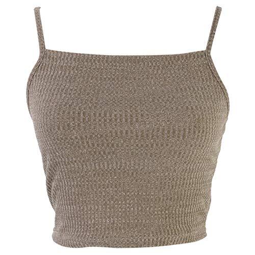 Solid Vrouwen Casual Tank Hot Sale Dames Pure Color Tops Vest Blouse Mouwloze bretels Crop Tops