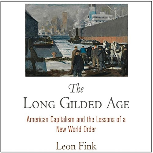 The Long Gilded Age audiobook cover art