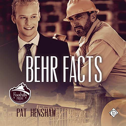 Behr Facts audiobook cover art