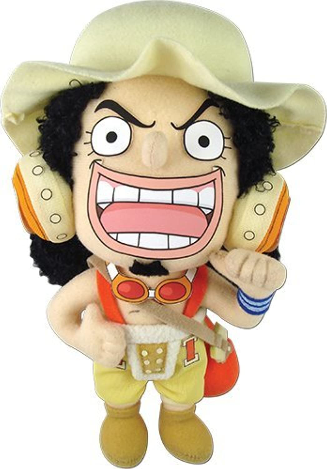 grandes ofertas Plush - - - One Piece - Usopp 8'' New Juguetes Licensed ge52802 by One Piece  compras en linea