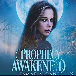 Prophecy Awakened audiobook cover art