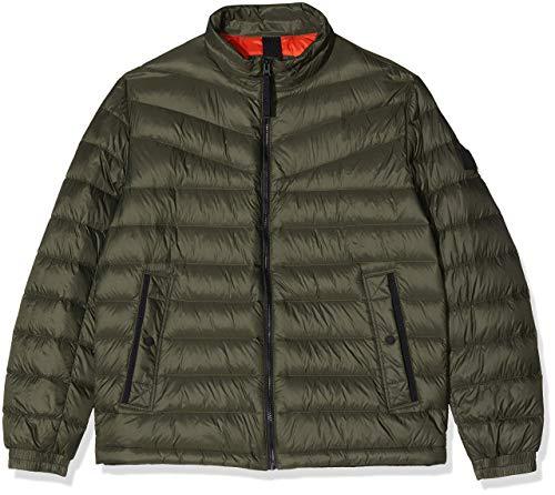 BOSS Herren Olido Jacke, Orange (Dark Orange 805), XXX-Large (Herstellergröße: 56)