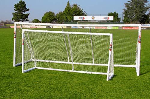 Porterías de fútbol PowerShot® modulares de 4 x 1,5 m a 3 X 1,5 m