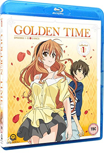 Golden Time Collection 1 (Episodes 1-12) [Blu-ray] [UK Import]