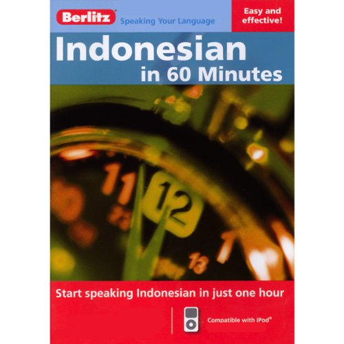 Indonesian...In 60 Minutes audiobook cover art