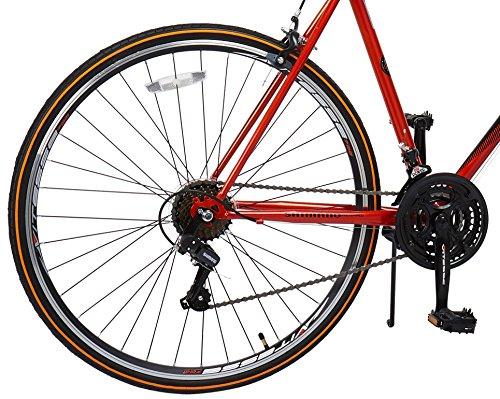 """51oMtVSRNGL。 SL500ロイスユニオンメンズグラベルバイク27.5 """"または700cホイール"""