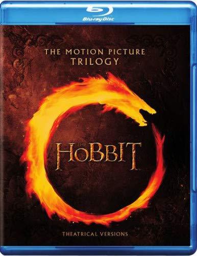 Hobbit Trilogy (BD) [Blu-ray]