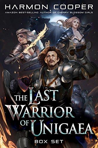 The Last Warrior of Unigaea Box Set (English Edition)