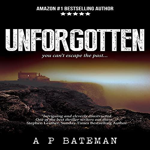Unforgotten cover art