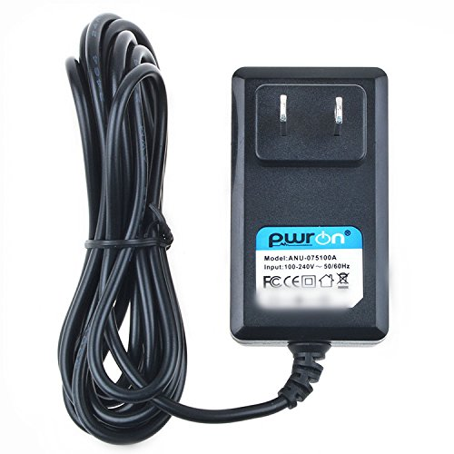 PwrON AC to DC Adapter for Sangean PR-D15 FM Stereo RDS/AM Digital Tuning Portable Receiver PRD15 Power Supply Cord