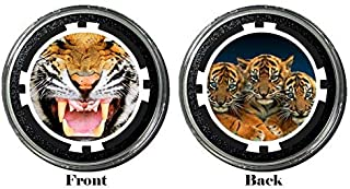 Card Guard - Tiger Protector Holdem Poker Chip/Card Cover