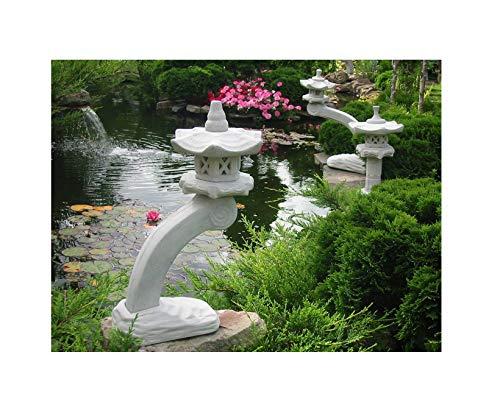 Deko Glaslinsen Silber 3er Set Kerzen Miniteich Teichdeko Gartendeko Glas