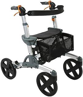 Mobility Aids & Supplies Walker Parent Stroller Walker Walking Chair Rehabilitation Walker Convenient Elderly Assisted Wal...