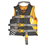 STEARNS Antimicrobial Nylon Child Vest, 30-50 lbs