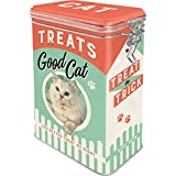 Nostalgic-Art 31107 Animal Club Cat Treats Good Boy, arôme Boîte