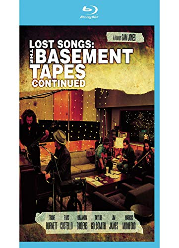 Lost Songs: The Basement Tapes Continued [Blu-ray] [2015] [Region Free]