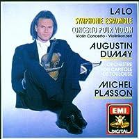 Symphonie Espagnole by Augustin Dumay (2005-03-01)