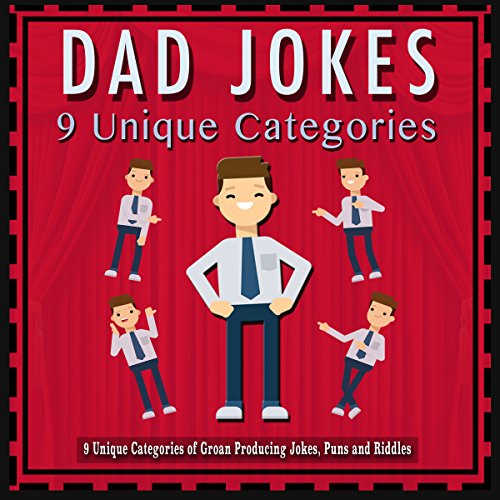 Dad Jokes: Top 9 Categories Titelbild